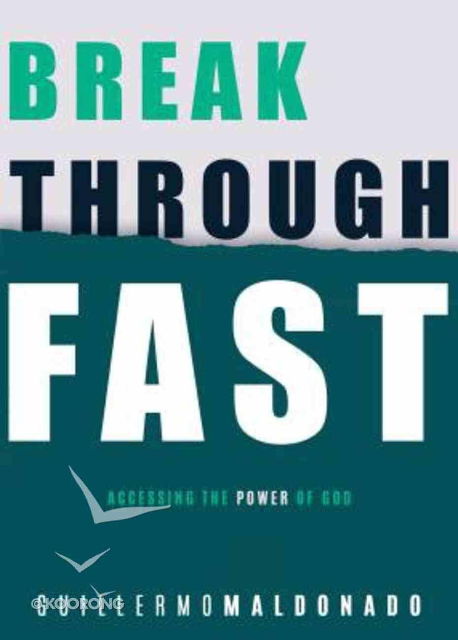 Breakthrough Fast Paperback
