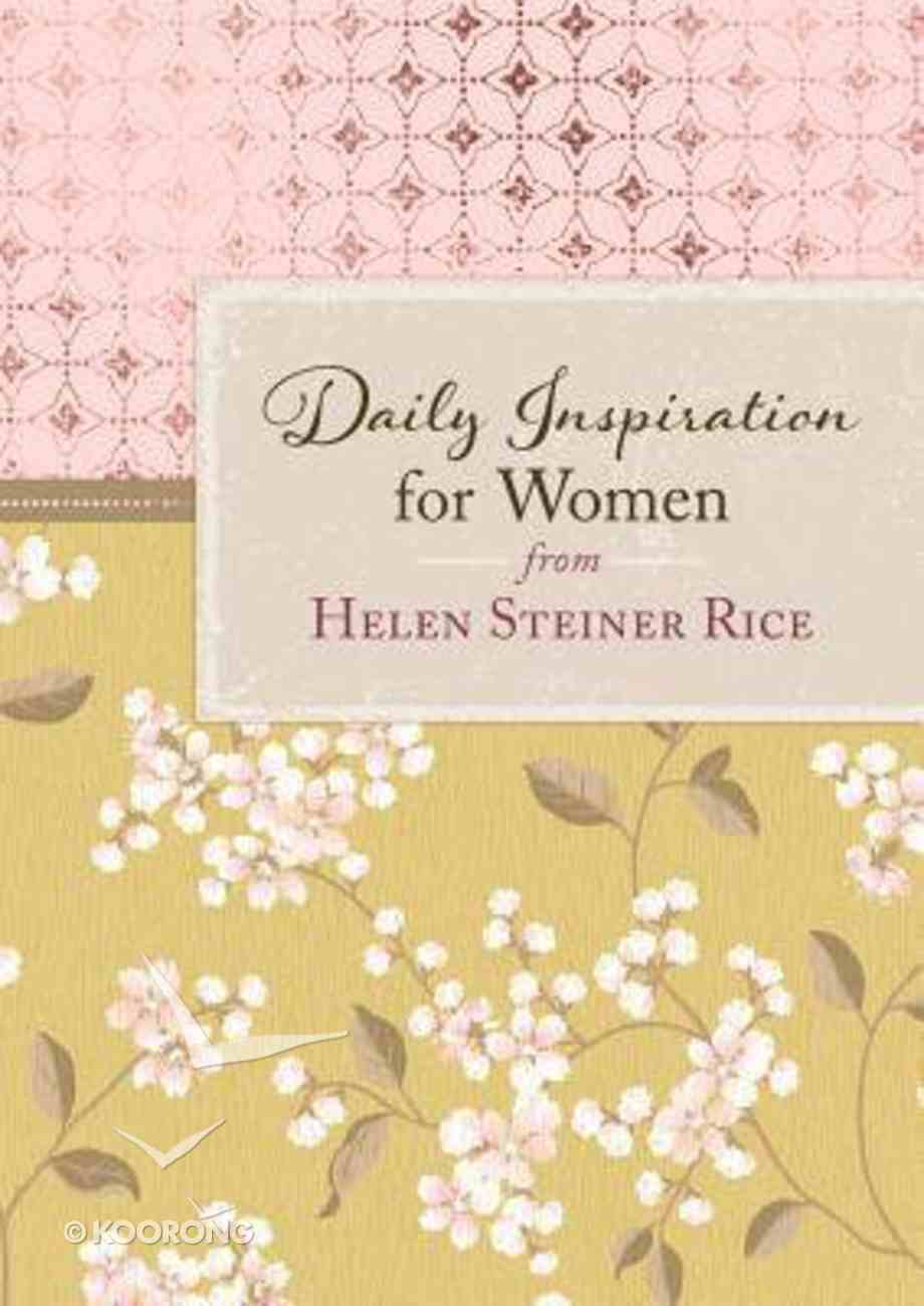 Daily Inspiration For Women Paperback