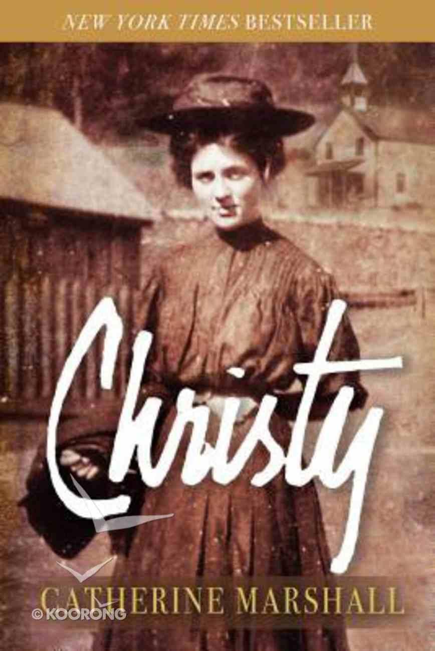 Christy Paperback