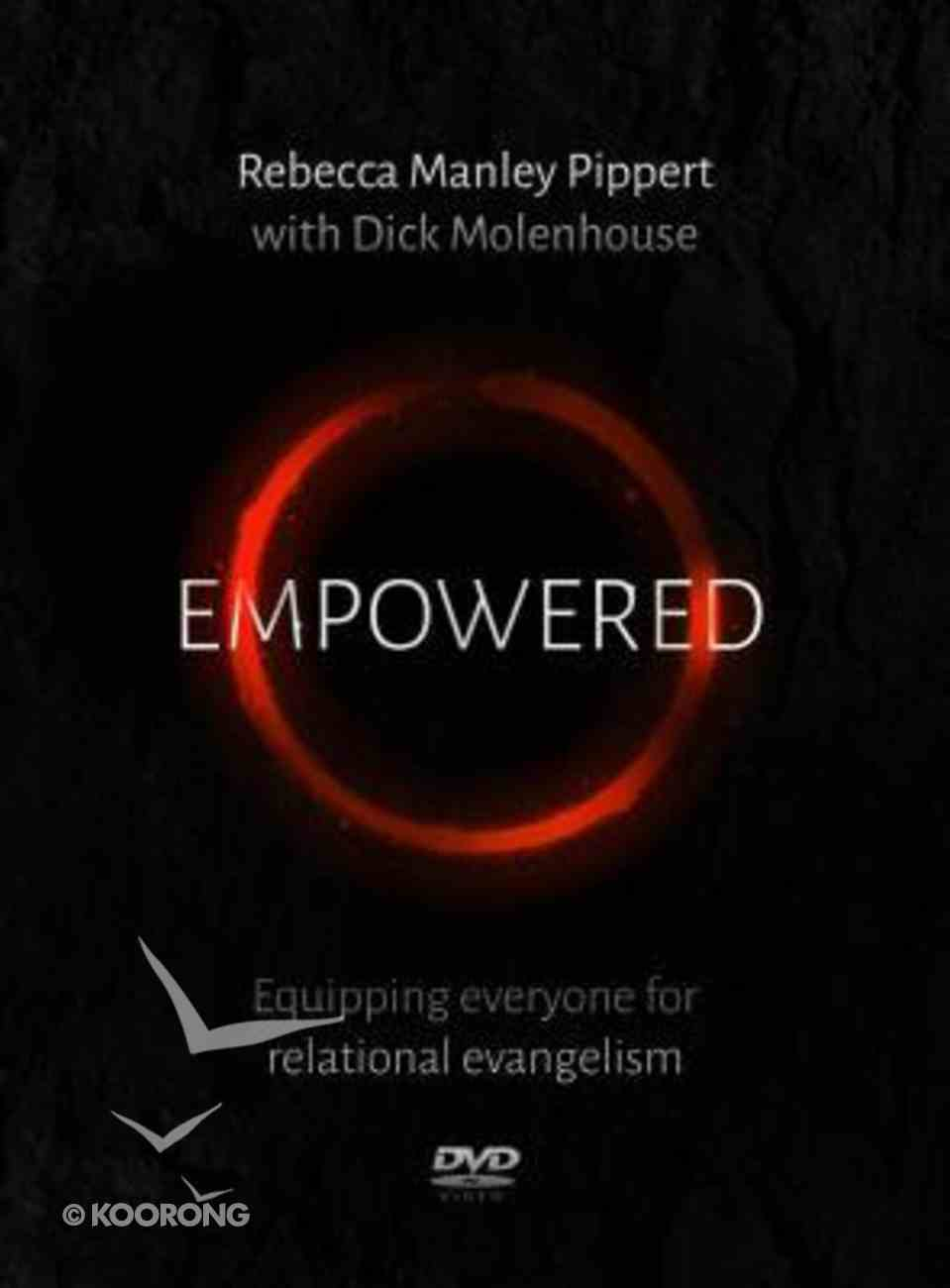 Empowered: Equipping Everyone For Relational Evangelism (Dvd) DVD
