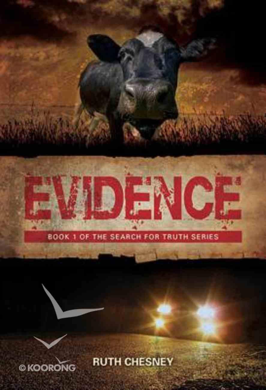 Tsfts #01: Evidence Paperback