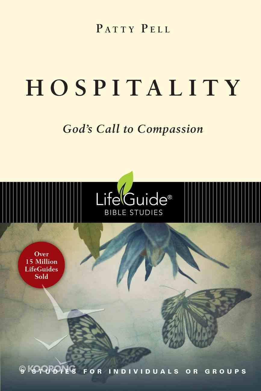 Hospitality (Lifeguide Bible Study Series) Paperback