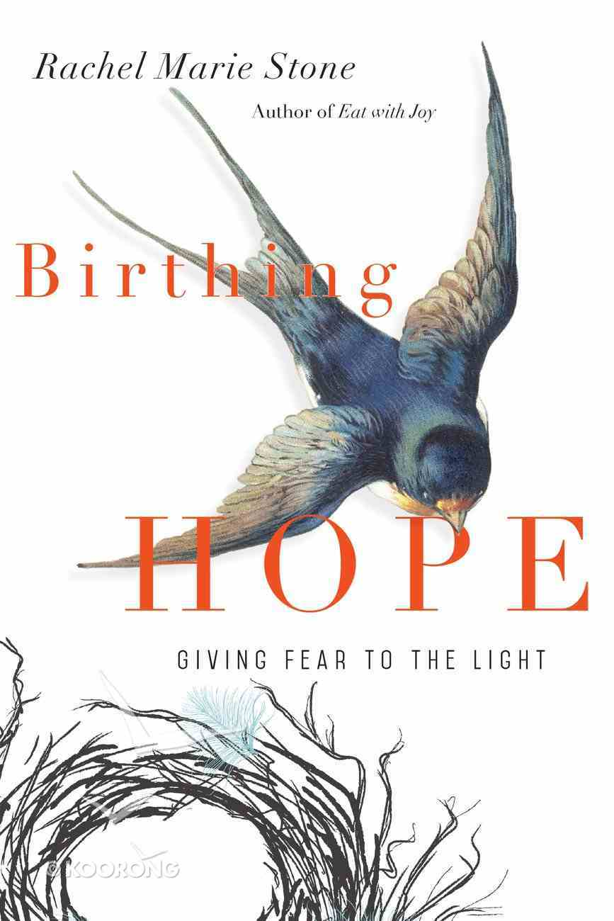 Birthing Hope: Giving Fear to the Light Paperback