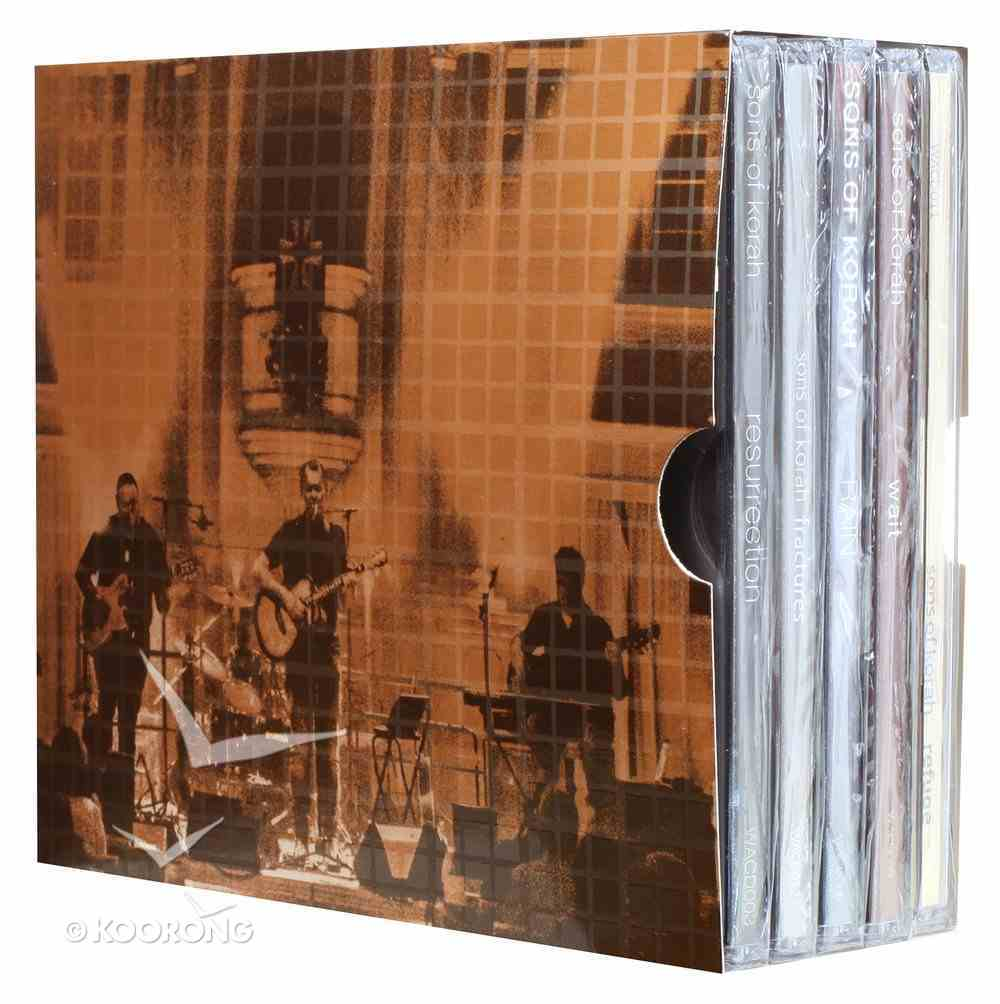 Sons of Korah 5cd Collection (Limited Edition) CD