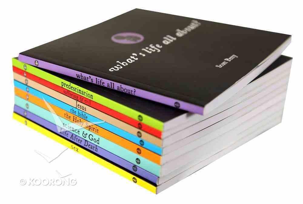 Little Black Book Pack (Matthias Little Black Book Series) Paperback