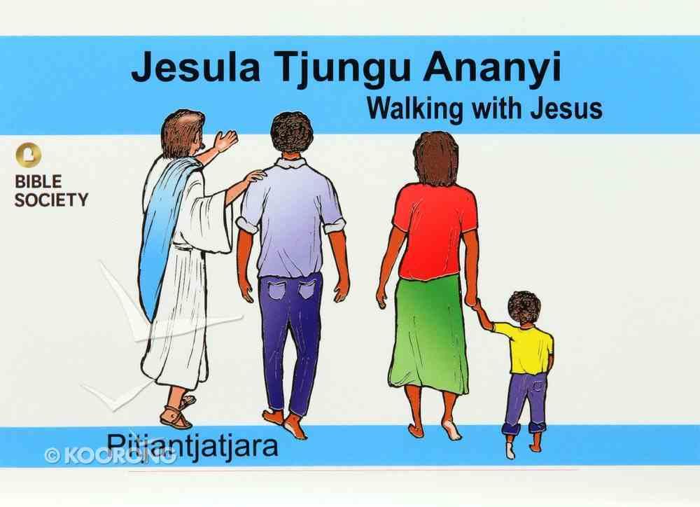 Walking With Jesus (Ngaanyatjarra) Booklet