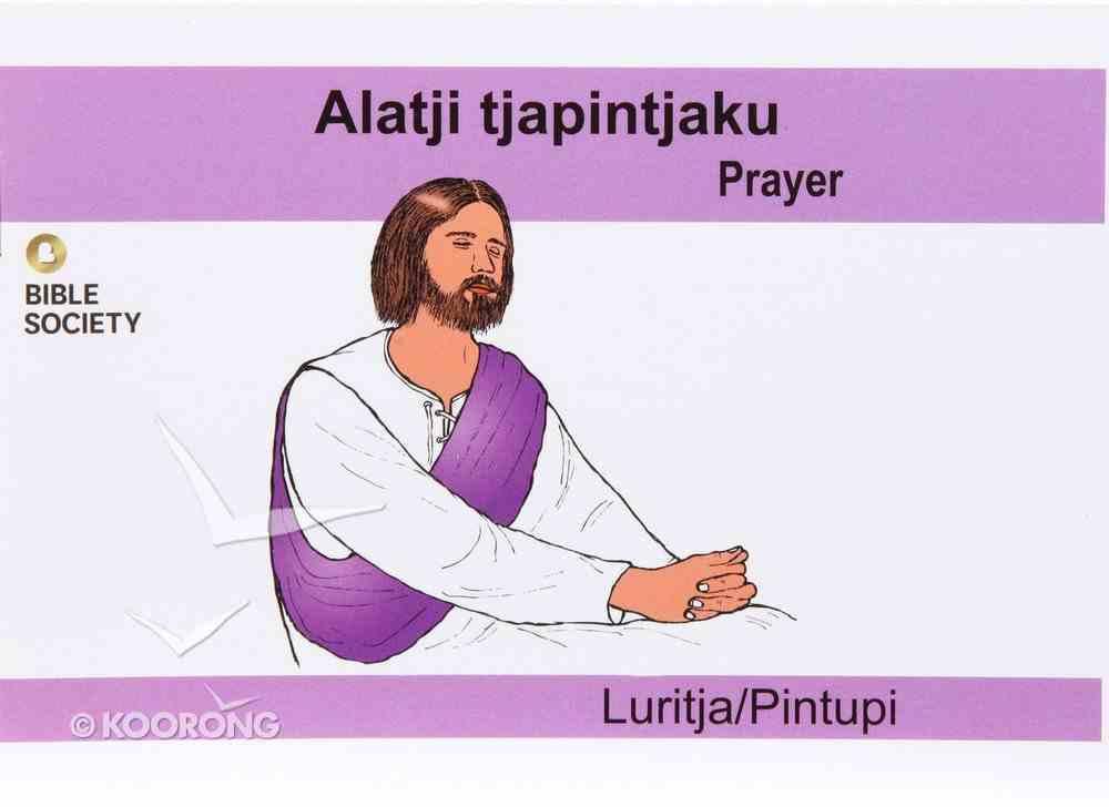 Prayer (Luritja/pintupi) Booklet