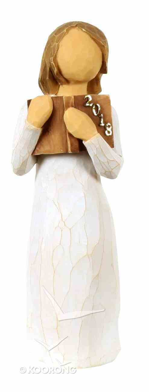 Willow Tree Figurine: Commemorate 2018 Homeware