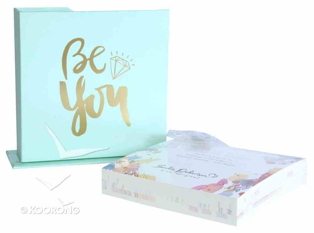 Scripture Memory Cards: Be You (Mixed Scriptures) (Sadie Robertson Gift Products Series) Box
