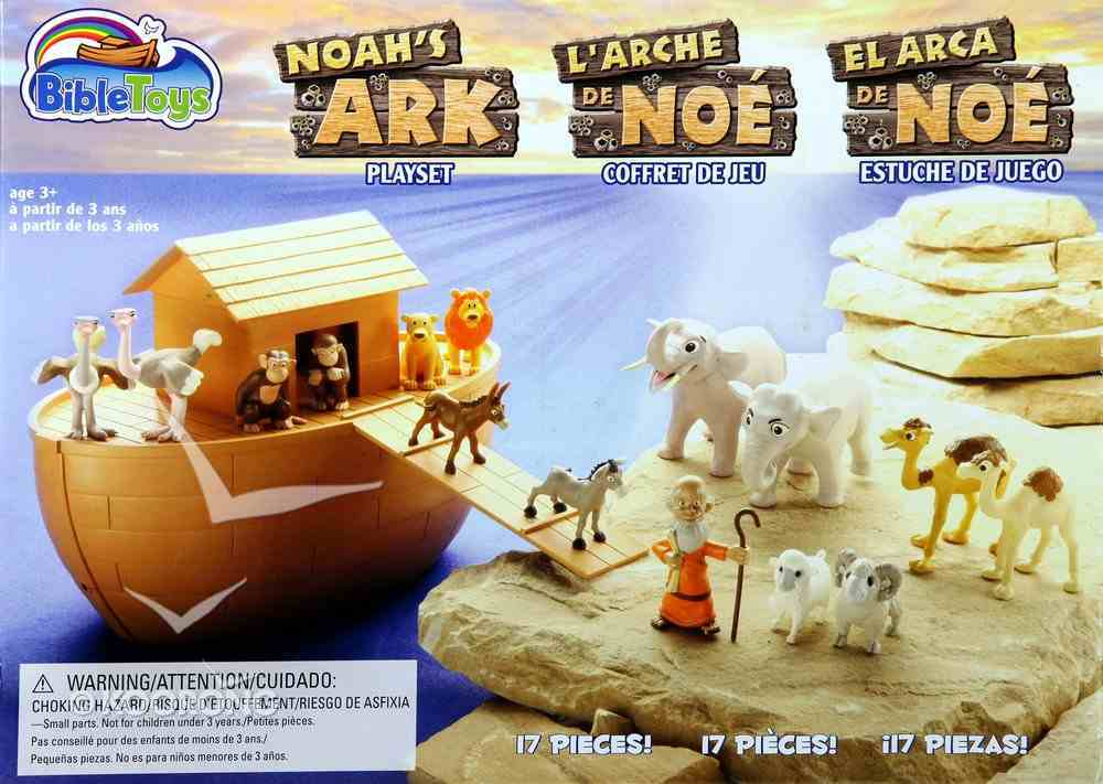 Noah's Ark Play Set (Tales Of Glory Toys Series) Game