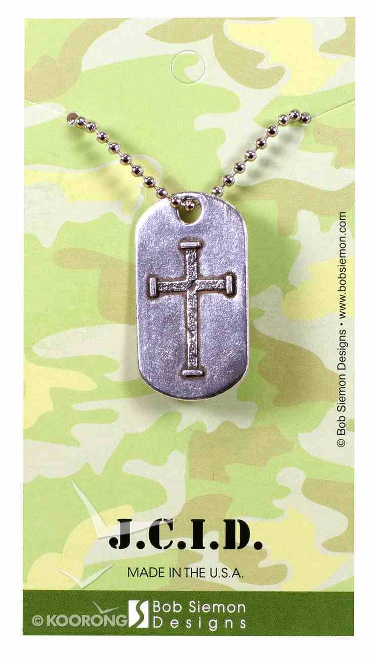 Necklace: J.C.I.D. Be Strong & Courageous... (Joshua 1:9) Jewellery