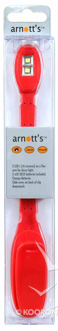 Ultraflex2 Clip on Booklight With 2 Led's Stationery