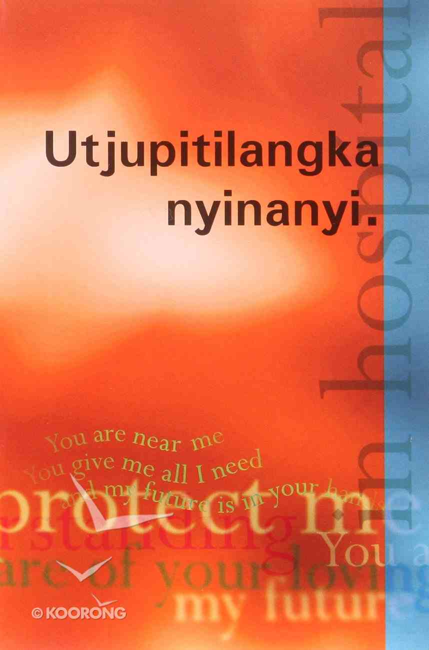 For You in Hospital (Luritja) Booklet
