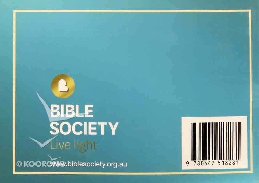 Jesus on Your Side (Jisas Im Wandi Jidan Garram Yu- Kriol) Booklet