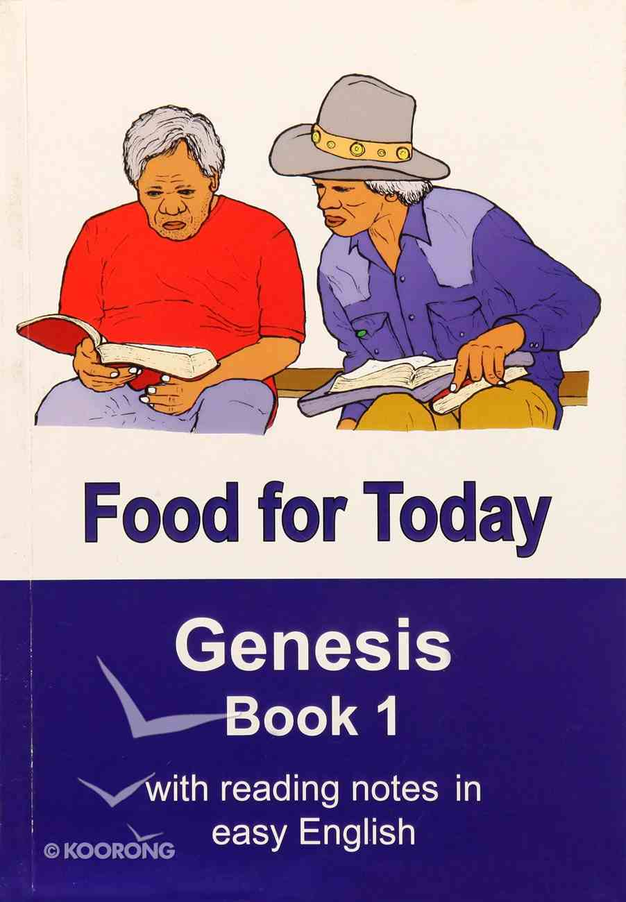 Food For Today (Book 1) Paperback