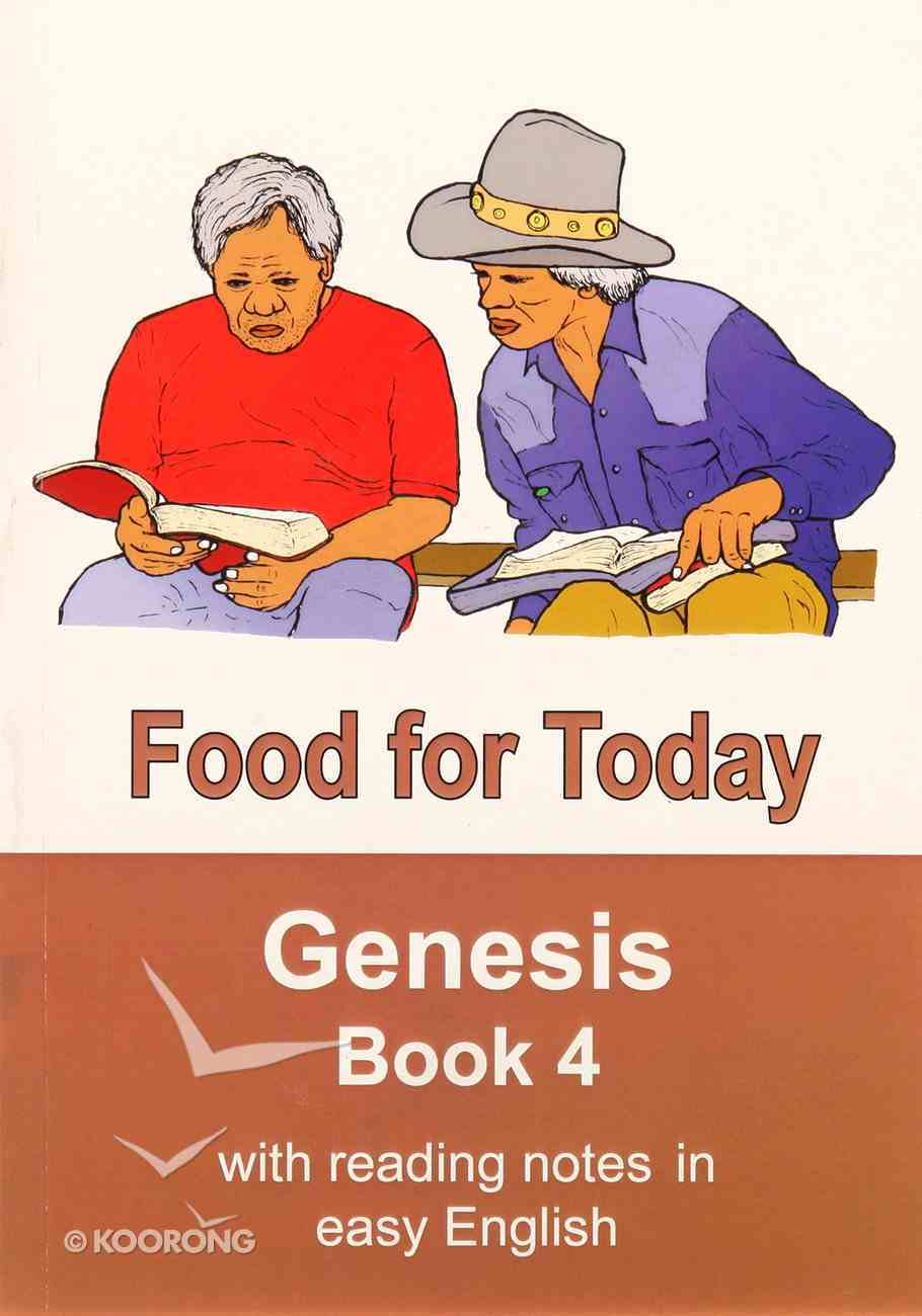 Food For Today (Book 4) Paperback
