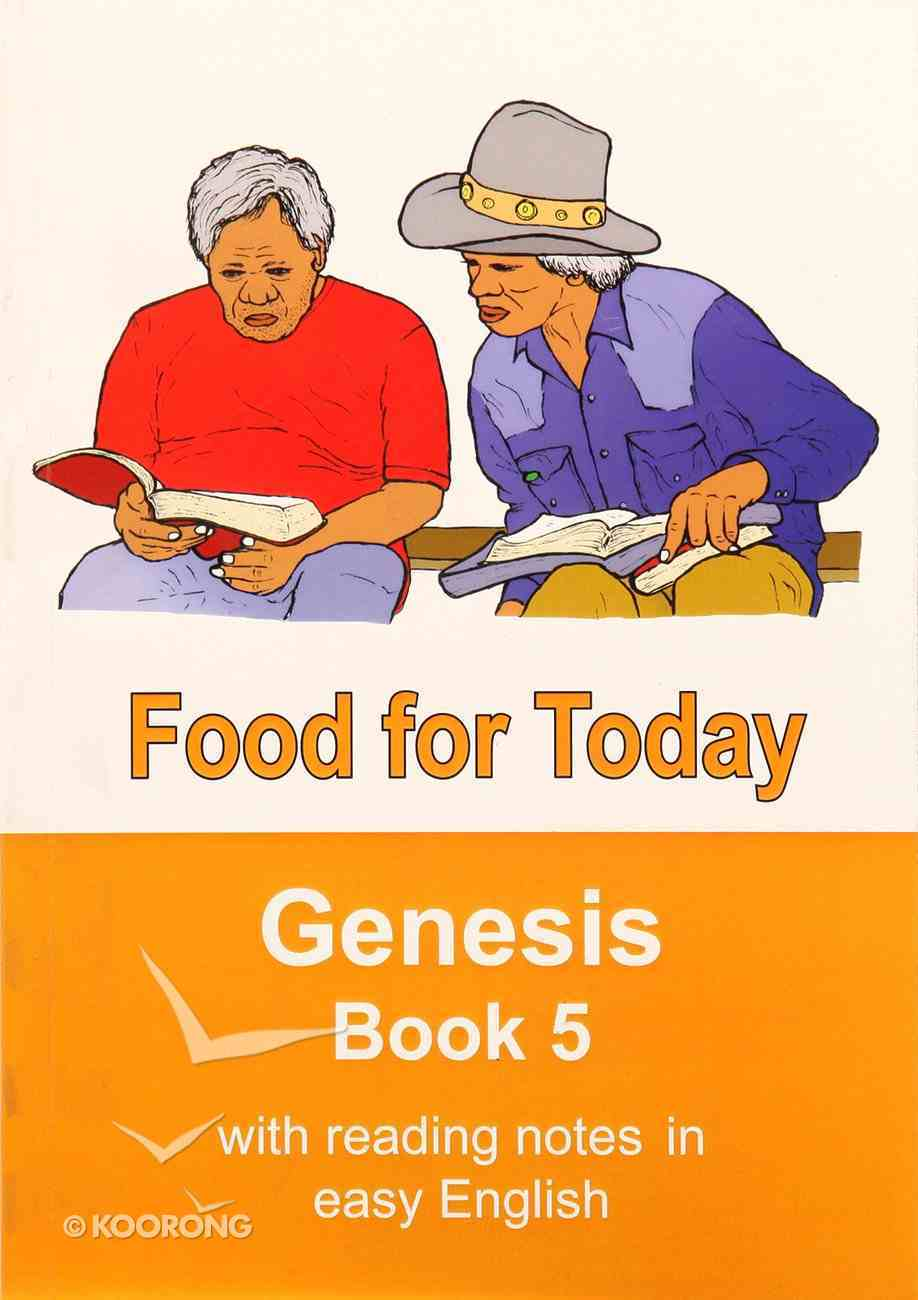 Food For Today (Book 5) Paperback