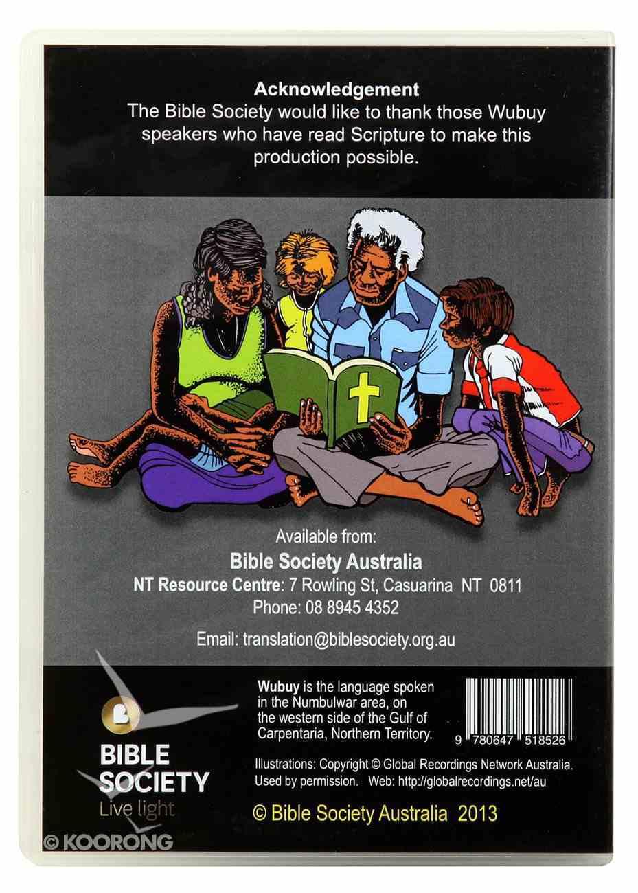 Wubuy God's Word CD Set (6 Cd's) CD