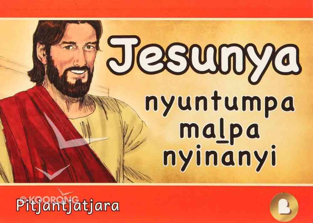Jesus on Your Side (Pitjantjatjara) Booklet