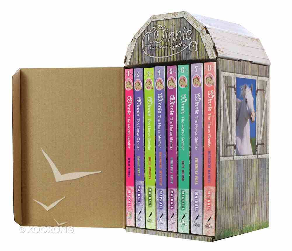 Winnie the Horse Gentler Barn (Boxed Set) (Winnie The Horse Gentler Series) Pack