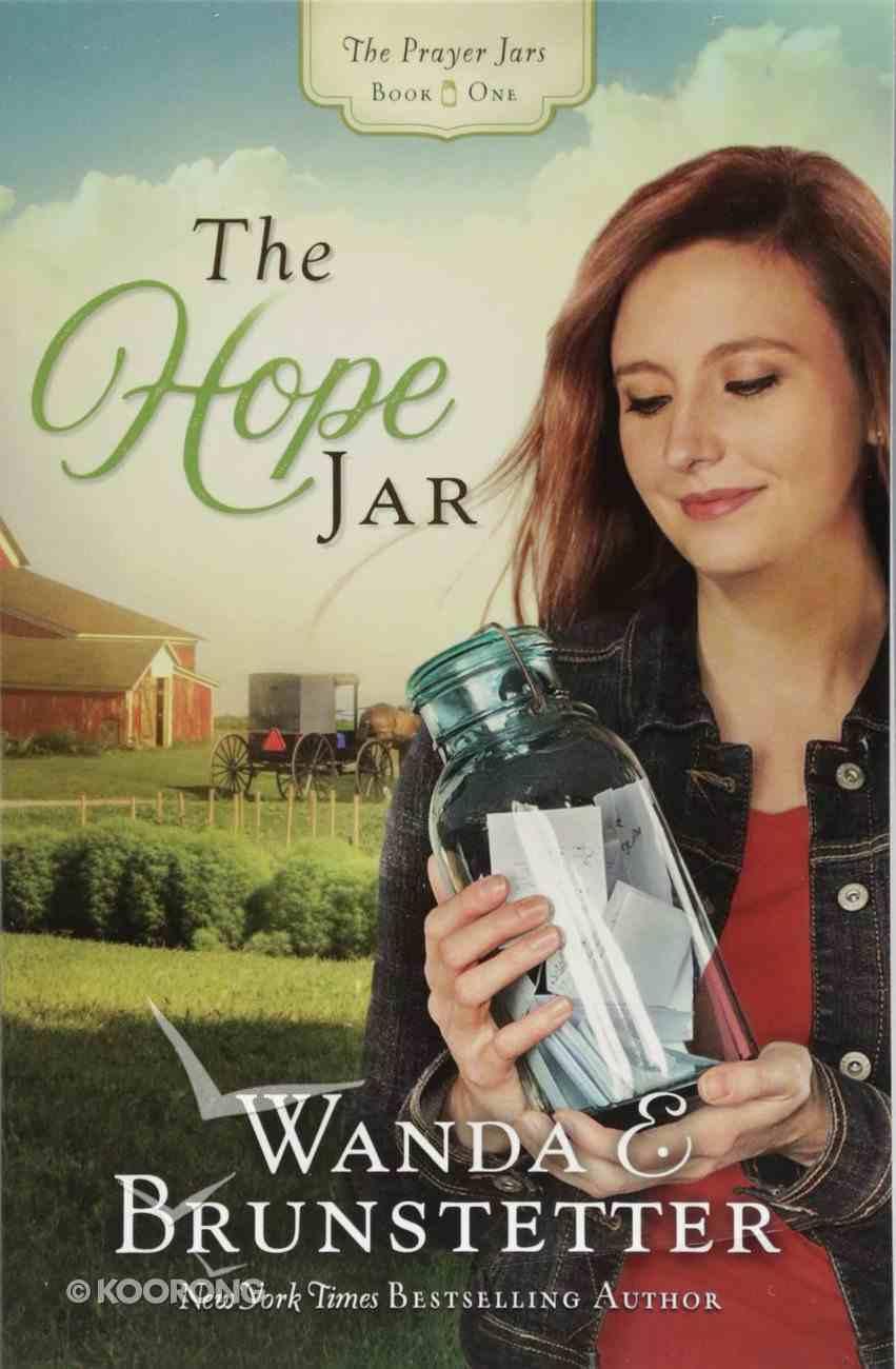 The Hope Jar (#01 in The Prayer Jars Series) Paperback