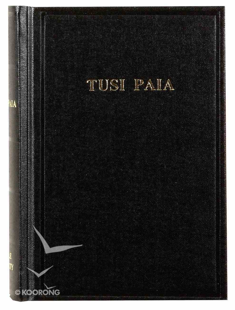 Samoan Old Version Bible Compact Hardback