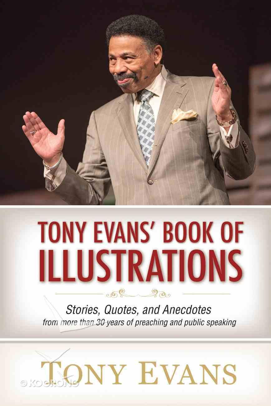 Tony Evans' Book of Illustrations Hardback