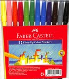 Faber-Castell Fine Markers Wallet of 12 Stationery