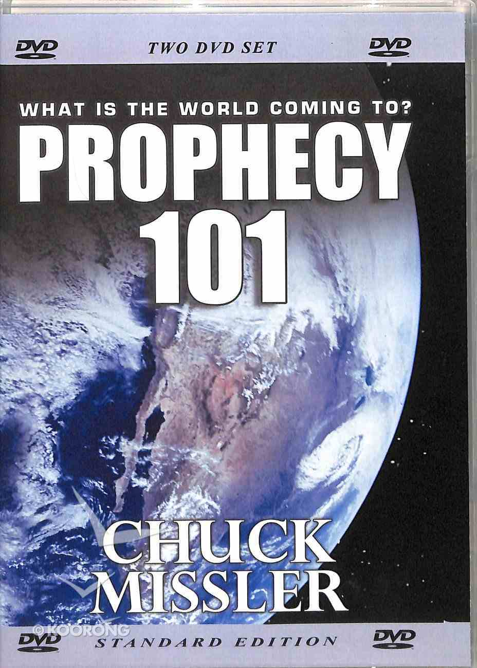Prophecy 101 Pack (2 Dvds And Workbook) DVD