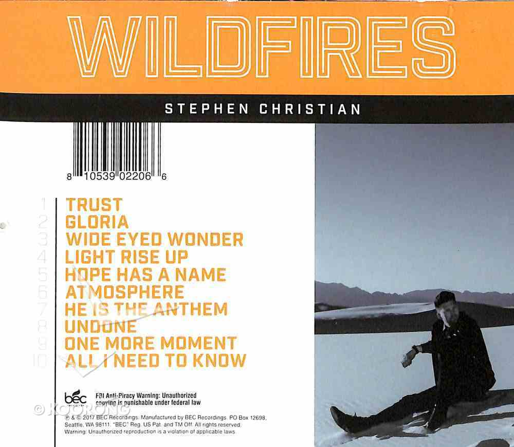 Wildfire CD