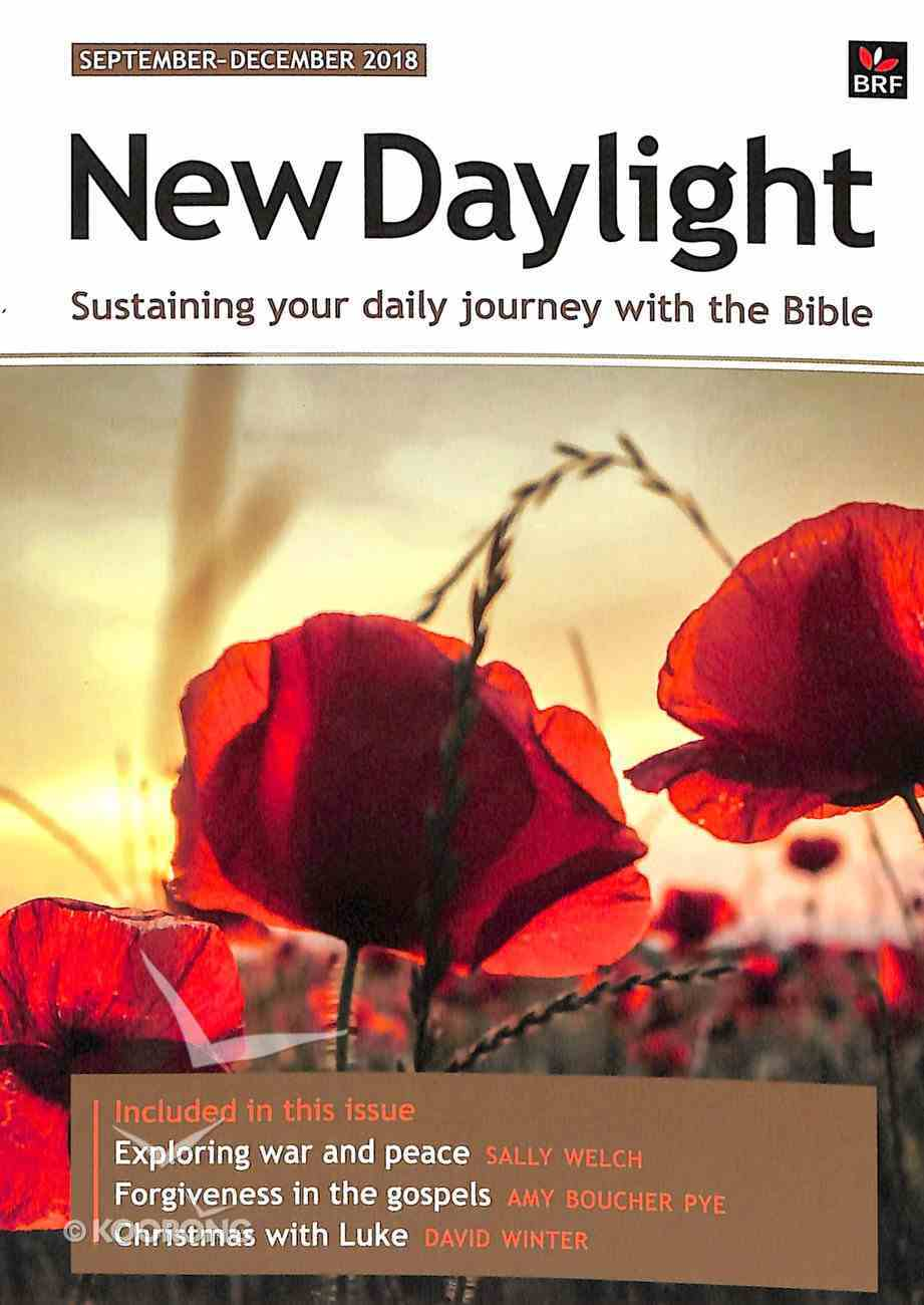 New Daylight 2018 #03: Sep-Dec Paperback