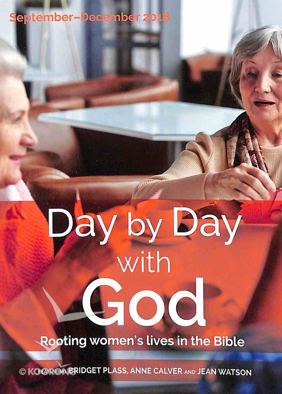 Day By Day With God 2018 #03: Sep-Dec Paperback