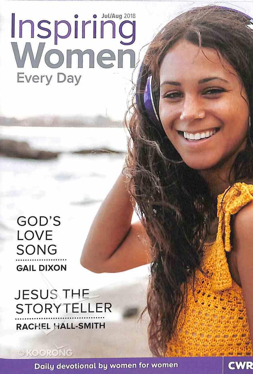 Inspiring Women 2018 #04: Jul-Aug Magazine