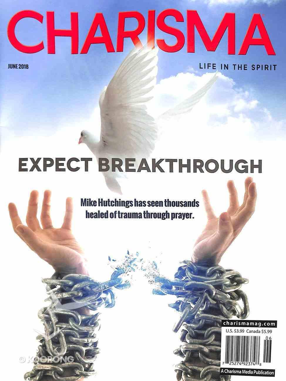 Charisma Magazine 2018 #06: Jun Magazine