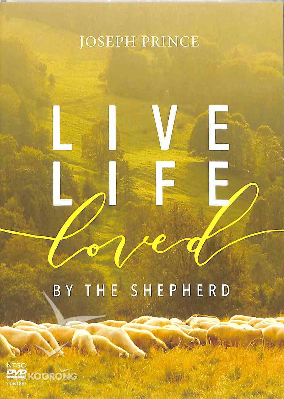 Live Life Loved By the Shepherd (2 Dvds) DVD
