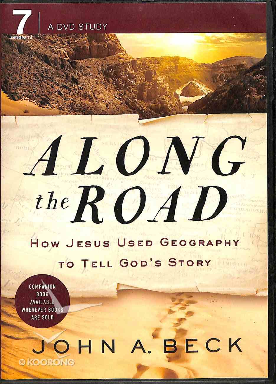 Along the Road: How Jesus Used Geography to Tell God's Story (Dvd) DVD