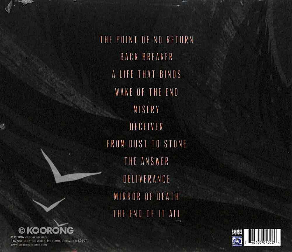 Darkness Divided CD