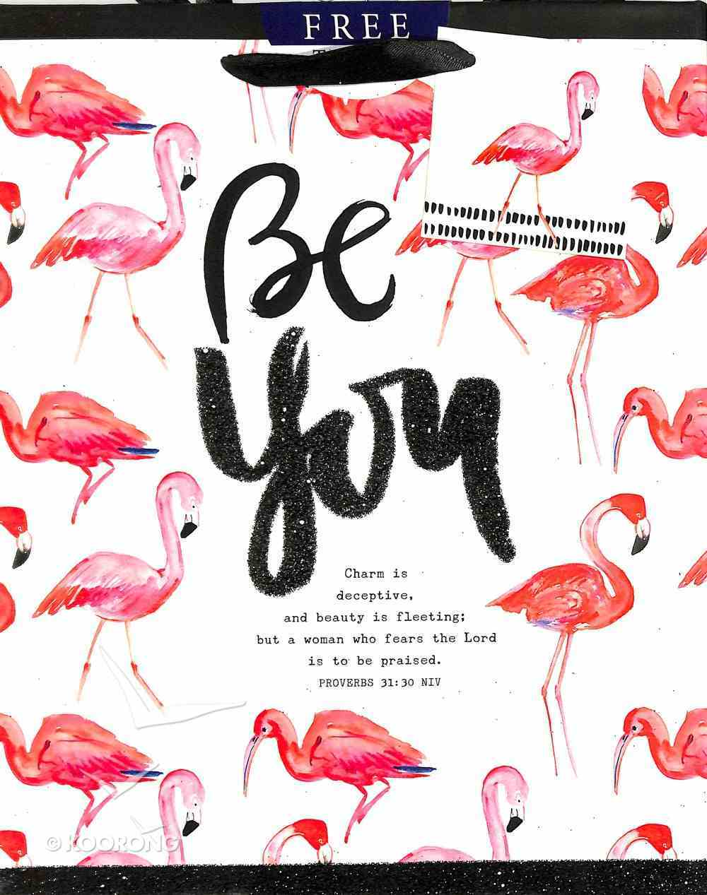 Gift Bag Medium: Be You (Incl Two Sheets Tissue Paper & Gift Tag) (Sadie Robertson Gift Products Series) Stationery