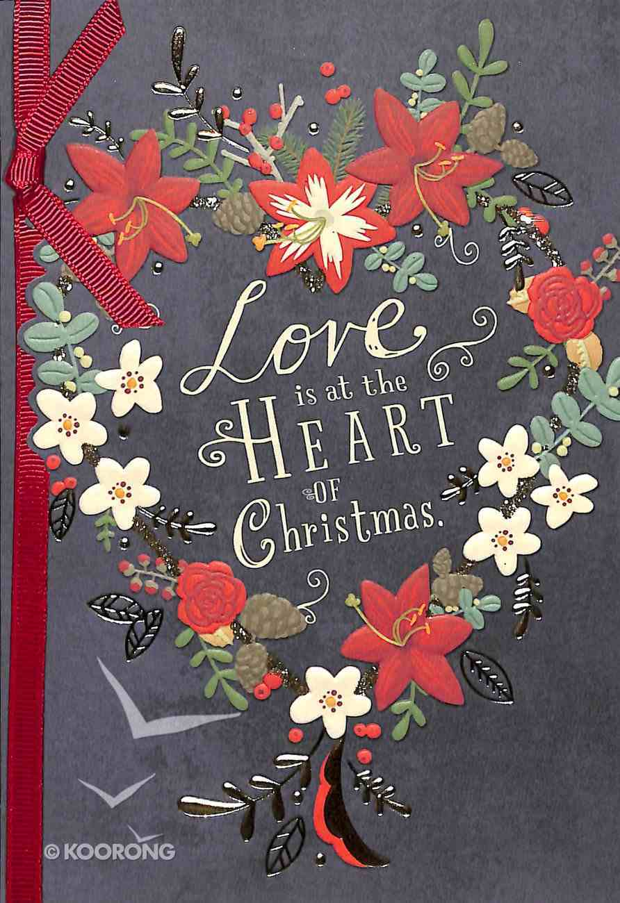 Christmas Anyone - Love Cards