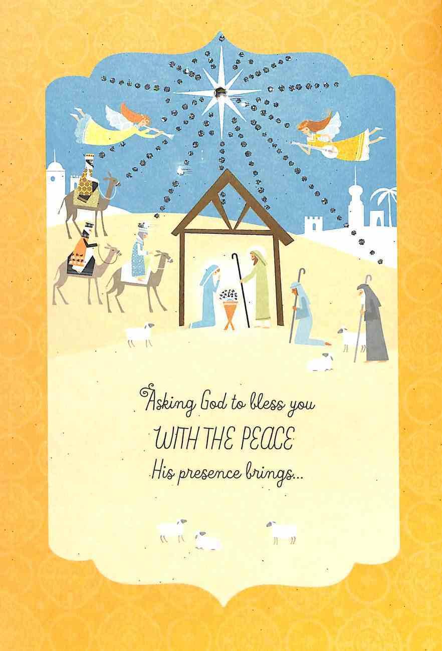 Christmas Anyone - Peace Cards