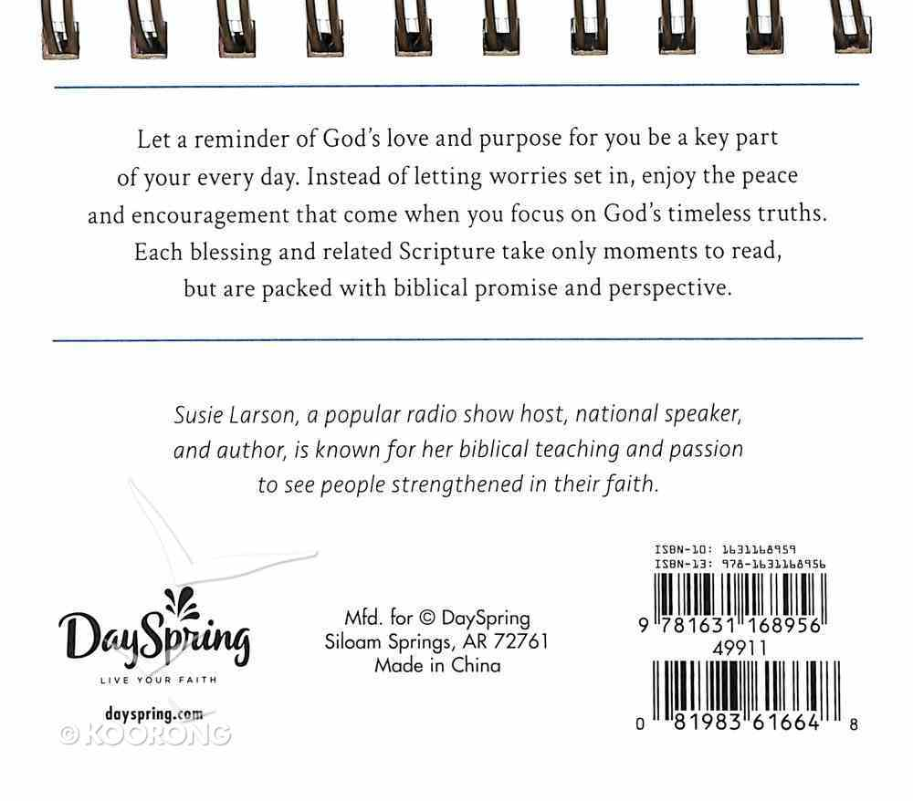 Daybrighteners: Blessings For Every Day (Padded Cover) Spiral