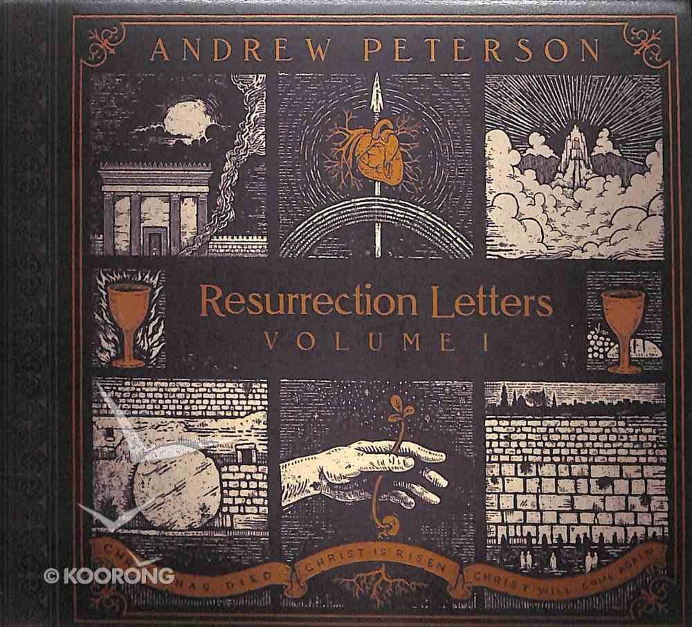 Resurrection Letters: Volume 1 Double CD CD