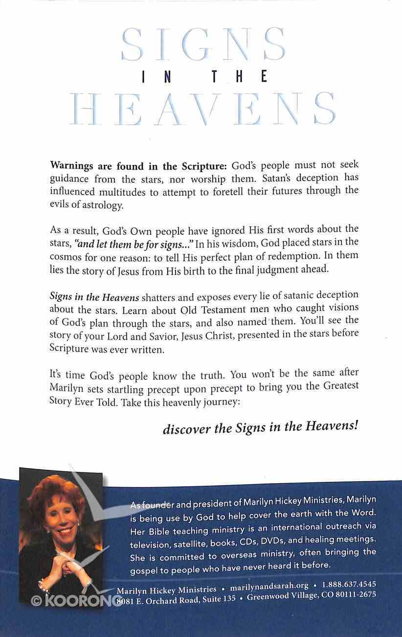 Signs in the Heavens Paperback