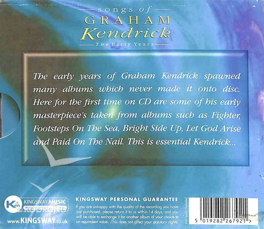 Songs of Graham Kendrick: The Early Years CD