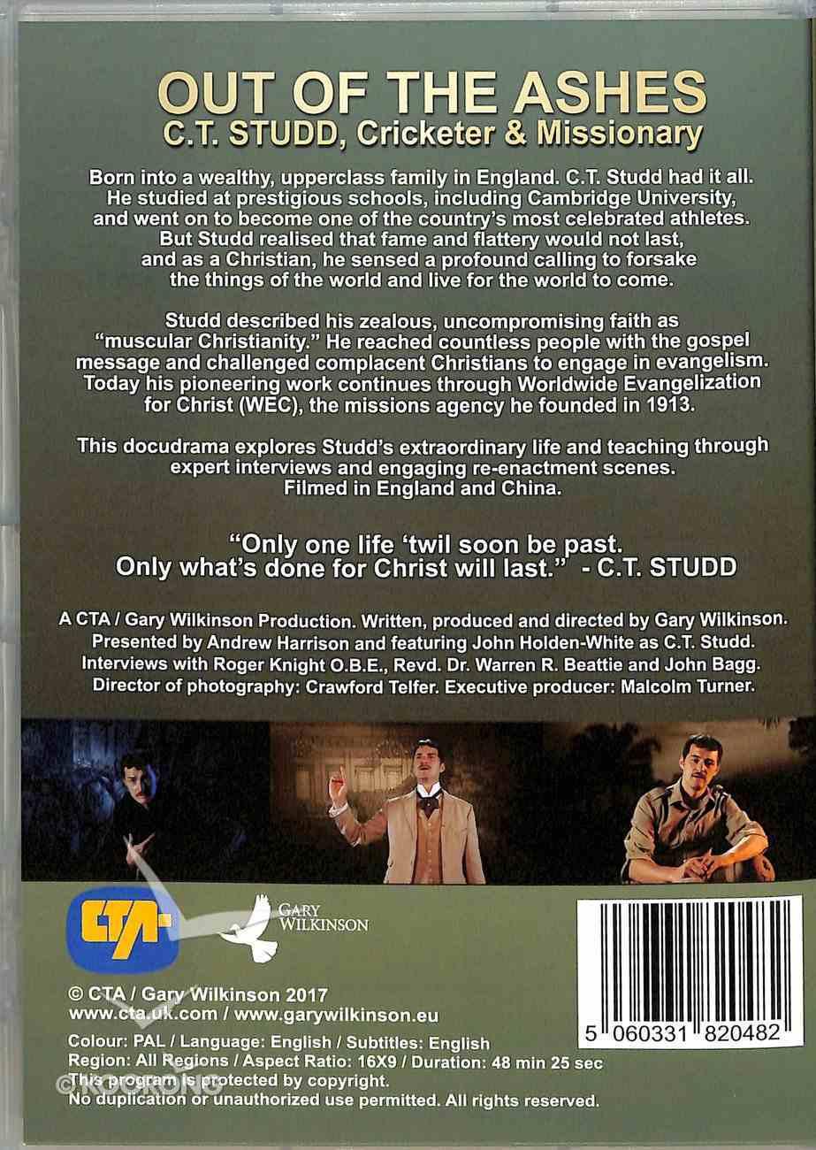 C. T. Studd DVD