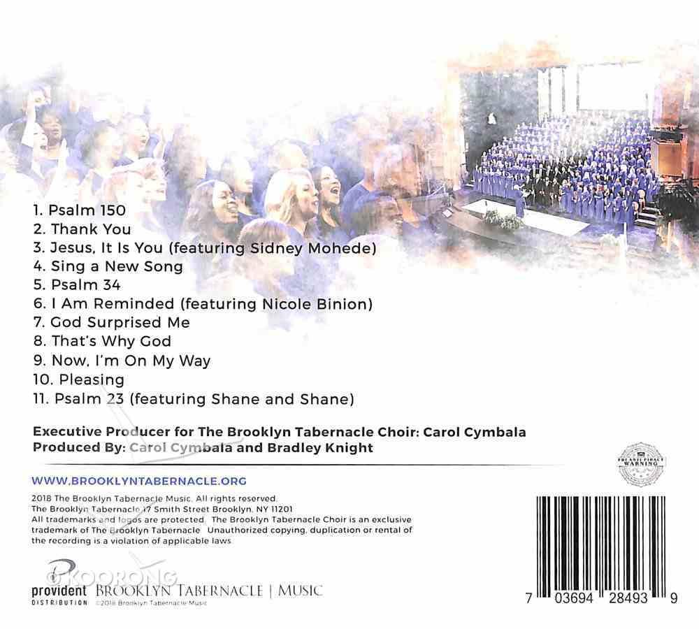 I Am Reminded CD