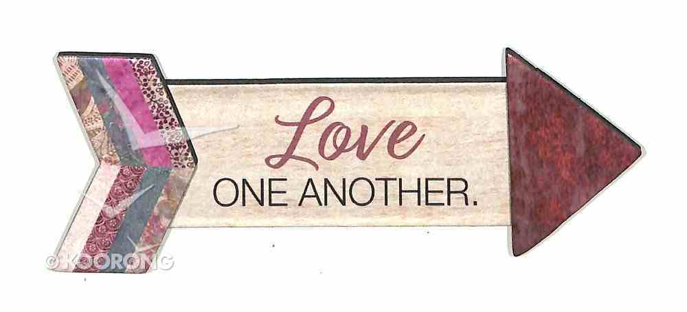 Pathway Magnets: Love One Another Novelty