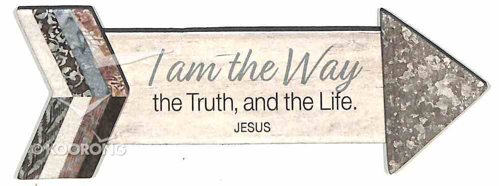 Pathway Magnets: I Am the Way, the Truth and the Life Novelty