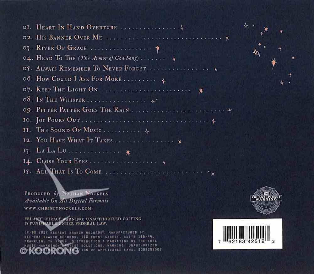 Be Held: Lullabies For the Beloved CD