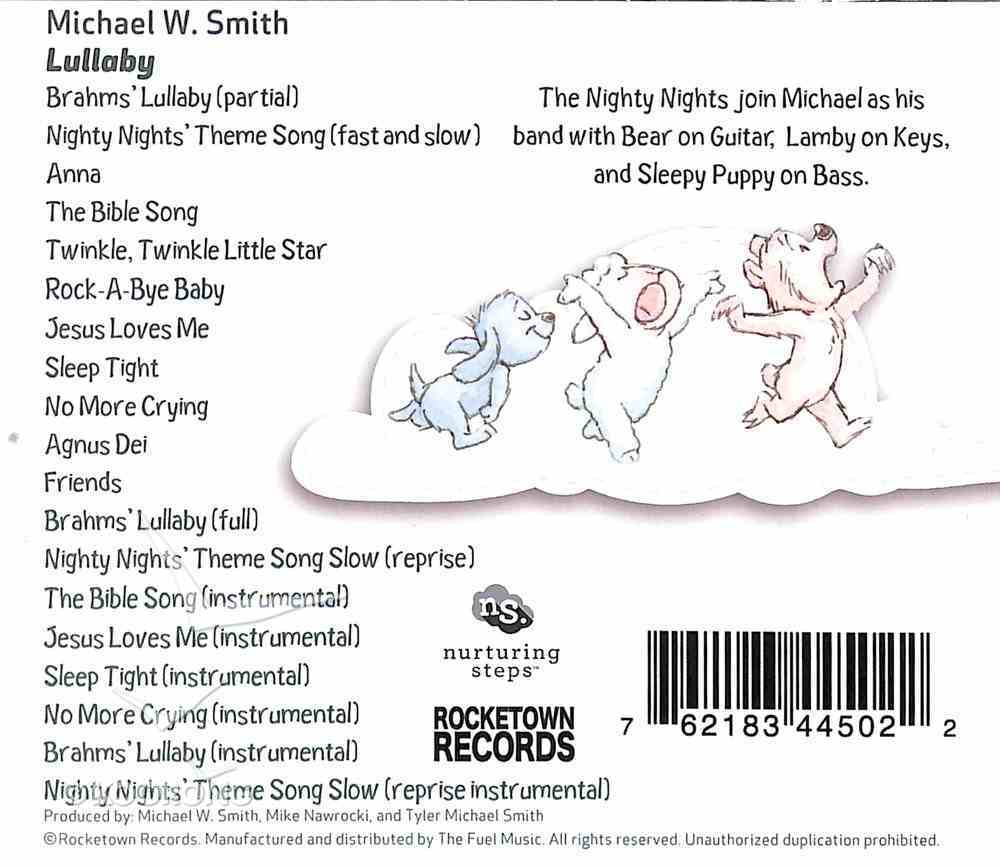 Lullaby: Introducing the Nighty Nights CD